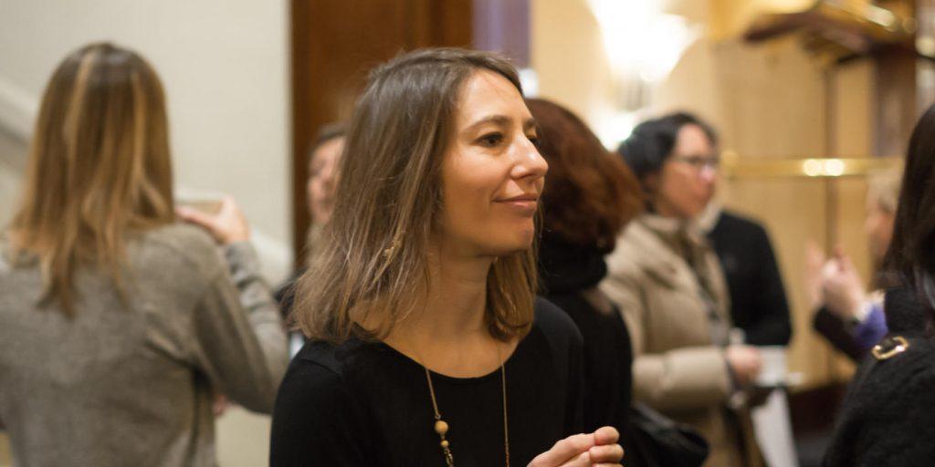 Laurence Zaied, consultante en marketing digital