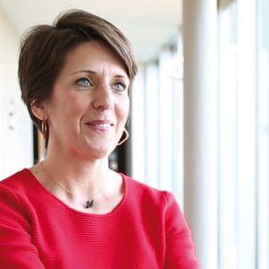 Aline Isoz, consultante en entreprise