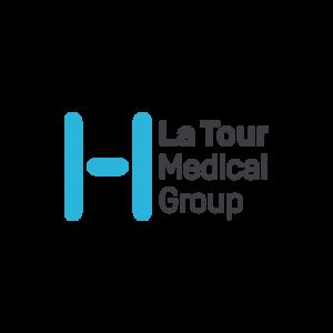 Hopital de La Tour - logo