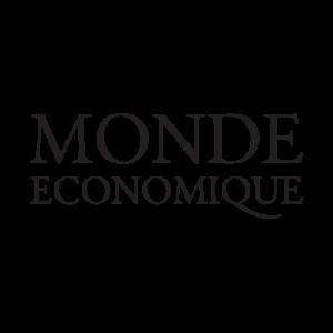 Monde Economique - logo