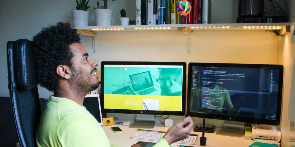 im Sourny, graphiste et développeur