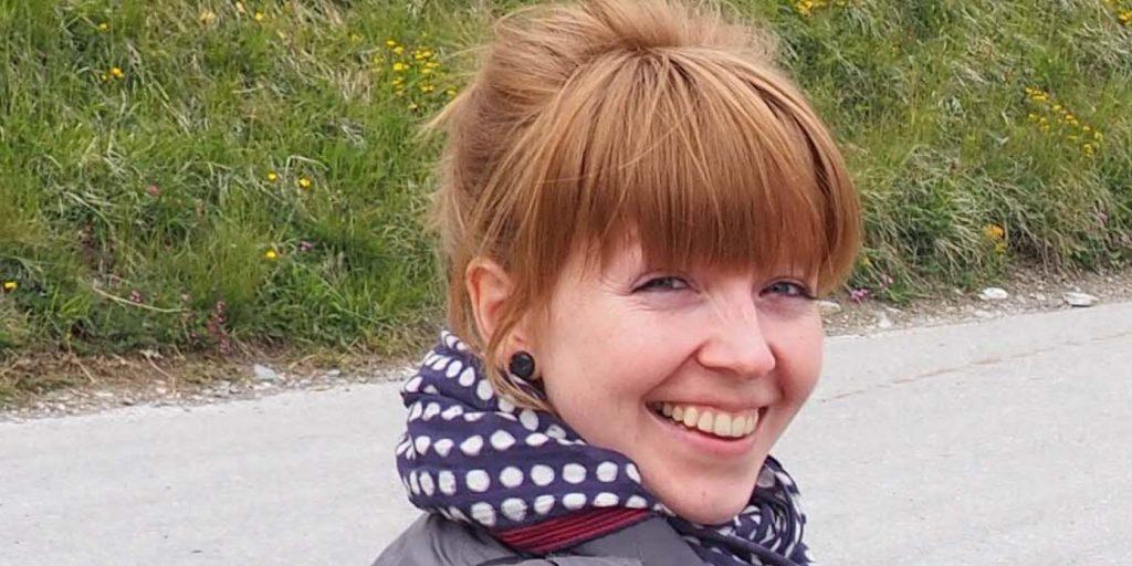 Maud Richard, consultante réseaux sociaux