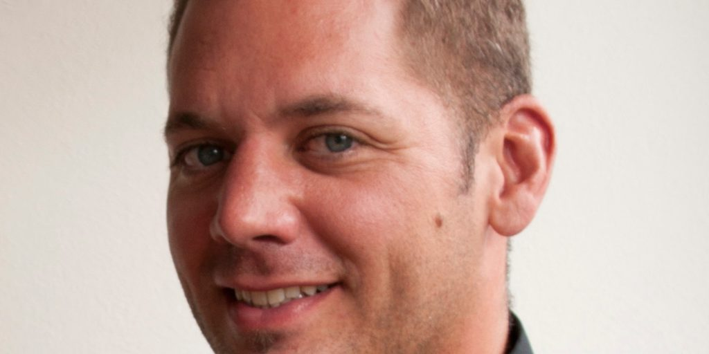 Patrick de Crousaz, entrepreneur du web