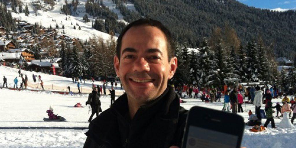 Lawrence Mouawad, digital marketer