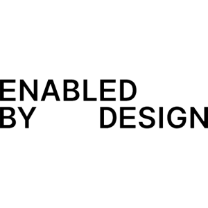 enabled by design - logo